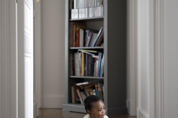 Mantén estas puertas todo el tiempo para prevenirle el acceso a tu bebé a estas áreas.