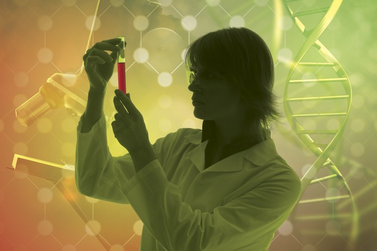 Los genetistas requieren una educación extensa.