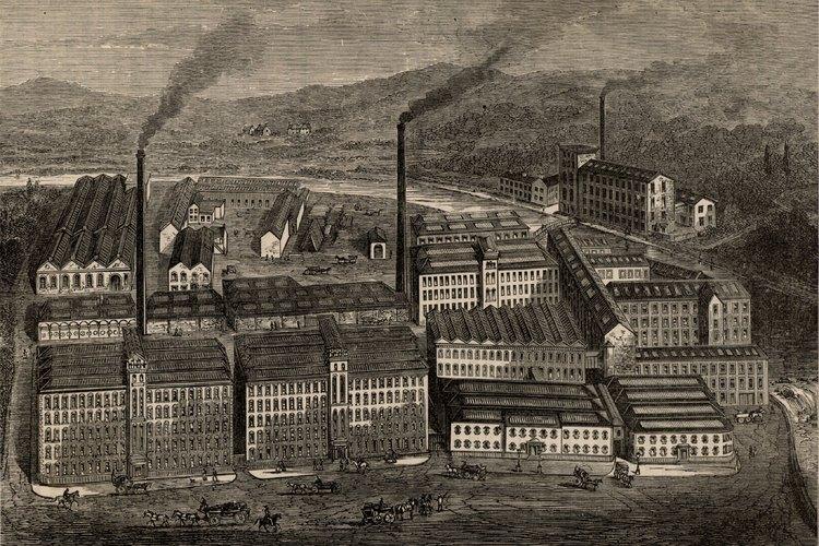 Los tipos de construcciones industriales deben de estar separados de los otros, ya que en la mayoría de los casos son fuente de contaminación.
