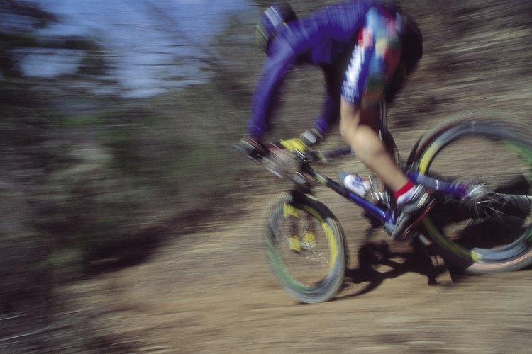 El ciclismo de montaña es una de las posibilidades recreativas en Mankato.