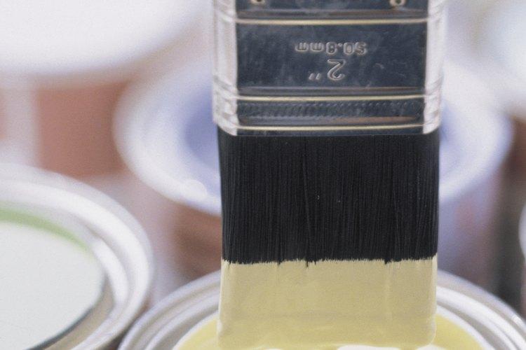 La pintura reflectiva al calor puede reducir los costos de energía.