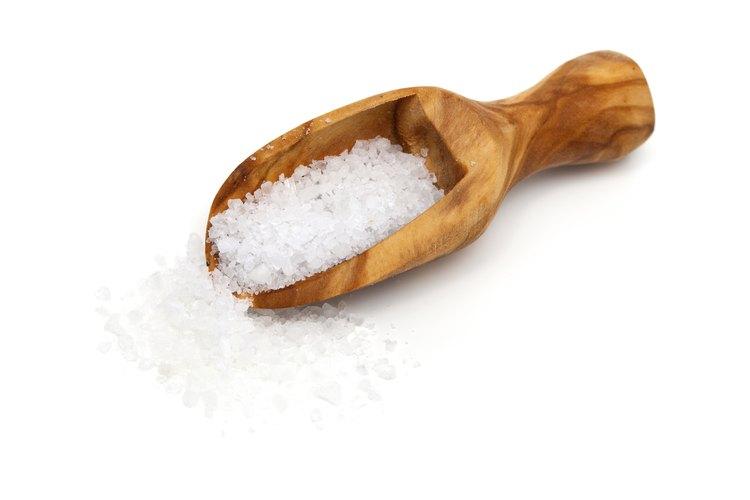 Las sales del Mar Muerto poseen muchos minerales que son benéficos para la piel.
