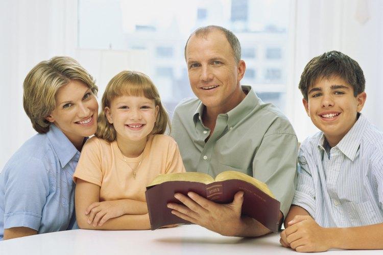 La Biblia dice que los hijos deben obedecer a sus padres.