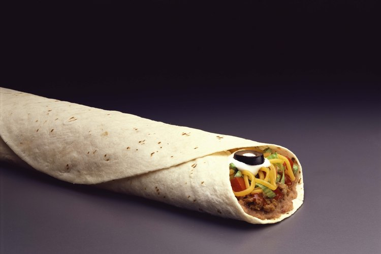 Las tortillas fueron inventadas por los nativos de México.