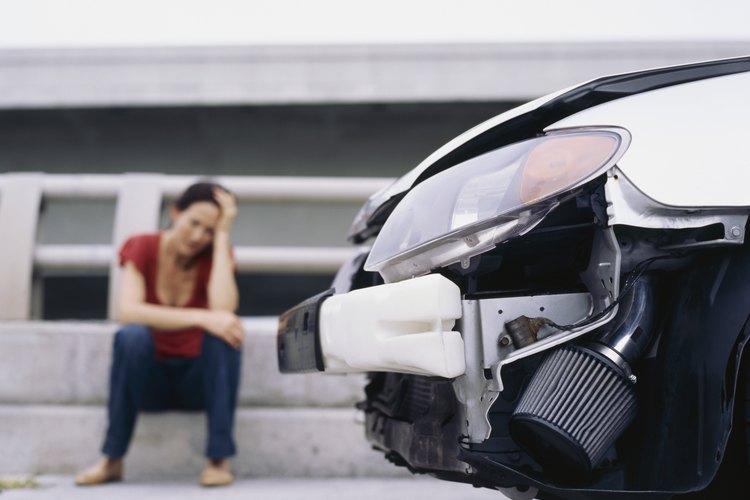 Los vehículos abandonados pueden imponer un riesgo.