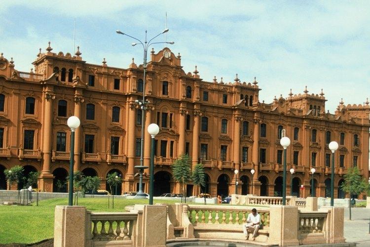 En Lima está el santuario de Santa Rosa.