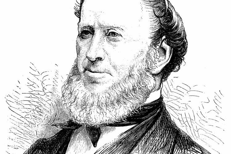 Brigham Young fue el fundador y profeta de la religión Mormona.