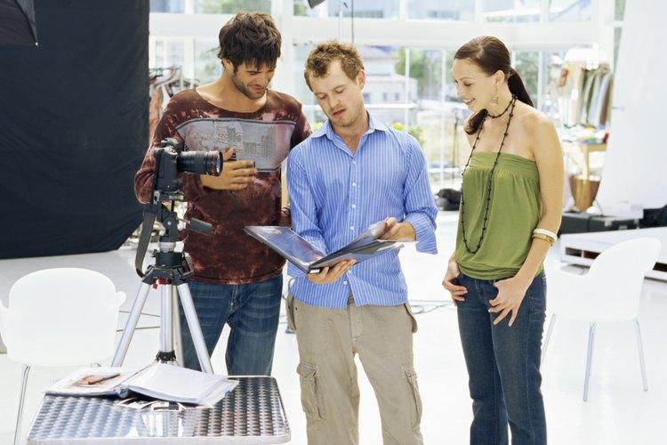 La fotografía es un medio creativo para muchos jóvenes talentosos.