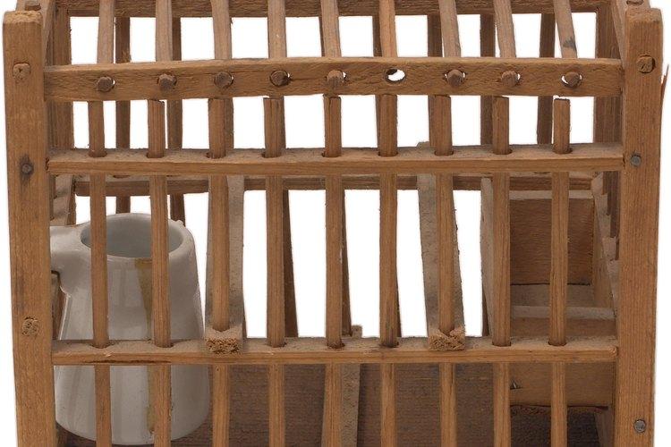 Las cajas de Skinner pueden ser simples o incluir accesorios elaborados.