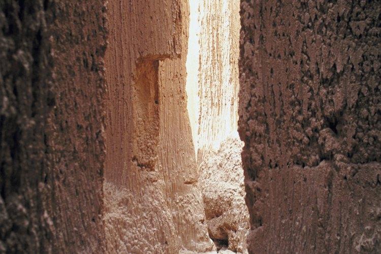 Los cañones de Nevada a menudo ocultan áreas exuberantes y acuosas.