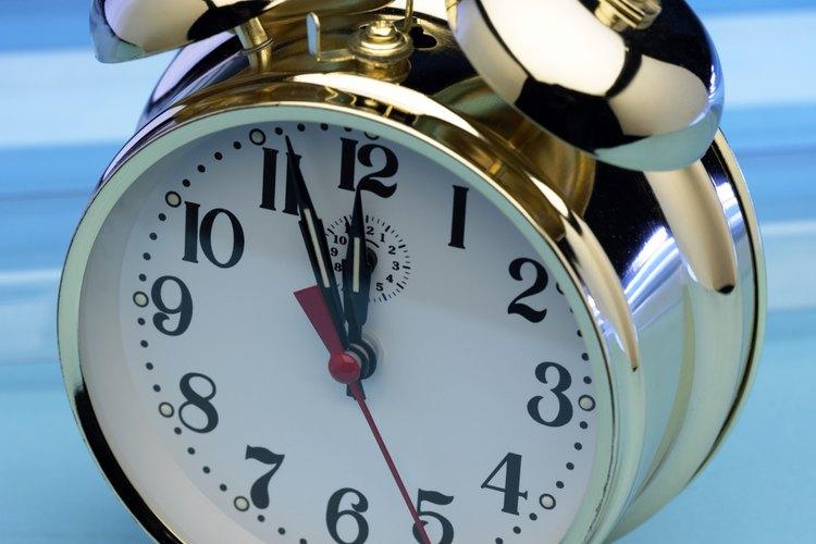 En algún punto prácticamente todas las personas hemos tenido que usar un reloj despertador.