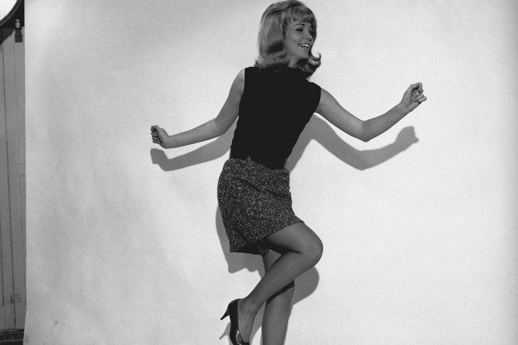 Las mujeres lideraron las tendencias de la moda de los años 60.