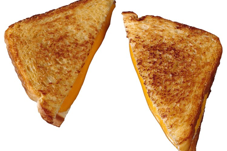 Hay algo maravilloso en un sándwich tostado.
