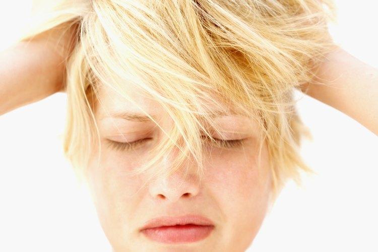 Los remolinos ocurren en áreas en las que el cabello crece en una dirección espefícica, a menudo en dirección contraria al resto del cabello.