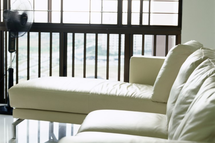 El cuero está siendo amenazado por el cuero regenerado en la industria del mueble.
