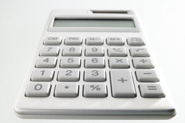 La calculadora te dice cuántas bolsas de hormigón necesitarás para completar el proyecto.