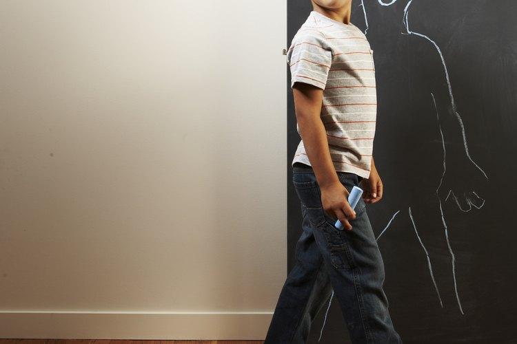 La naturaleza artística de los proyectos de arte envuelve a la mayoría de los estudiantes.