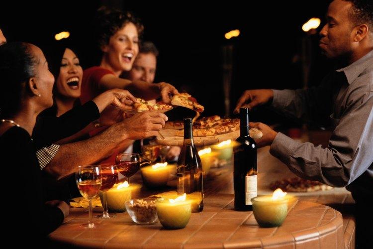 La gastronomía trata la comida como un factor cultural.