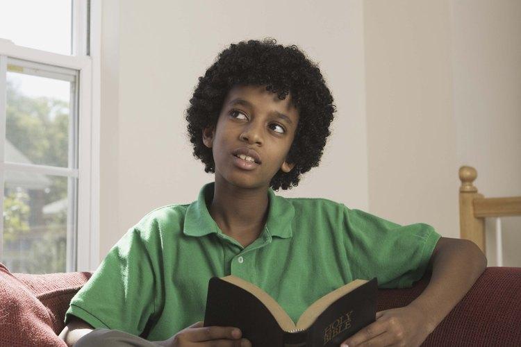 El espíritu competitivo de tu hijo adolescente puede motivarlo a estudiar la Biblia.
