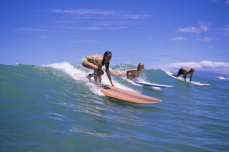 Dale una oportunidad al surf.
