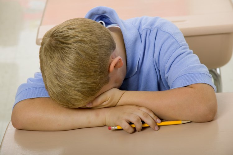 El TDAH puede evitar que un niño funcione en toda su capacidad.