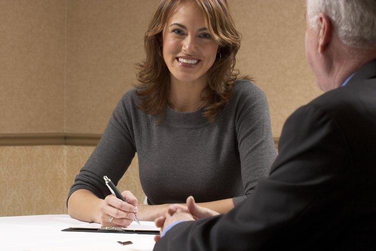 Prepárate para la entrevista como si fuera una entrevista con otro empleador.