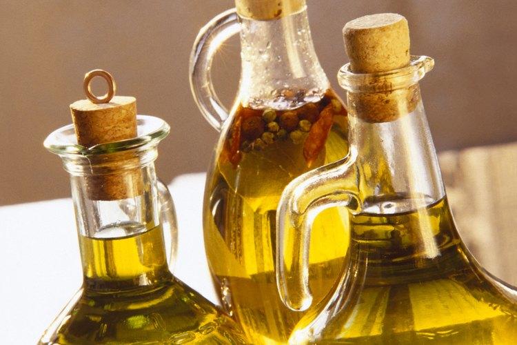 Diferencia entre el aceite de canola y vegetal.