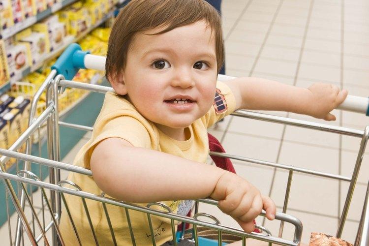 Mantén a raya a esos gérmenes nocivos del carrito de compras.