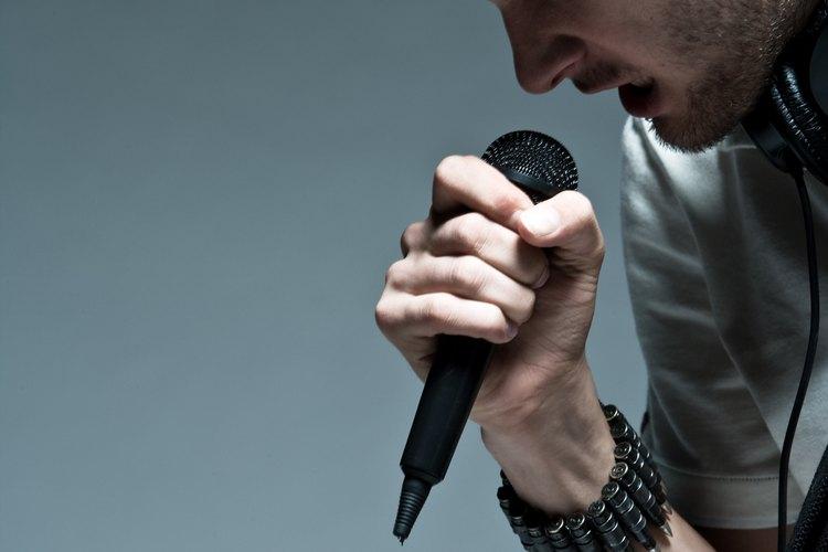 Reproduce una grabación de la canción que te gustaría que cante el ave o canta la canción de forma repetida.
