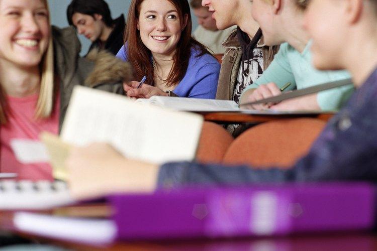 En el aula pueden presentarse diversas alteraciones.