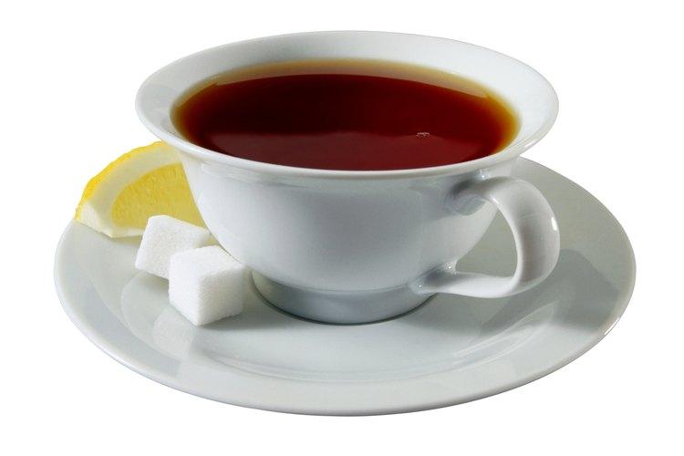 Las mujeres embarazadas necesitan reducir la cantidad de té negro que consumen.