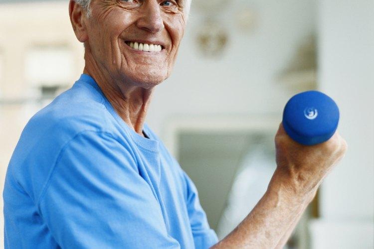 El ejercicio mejora la calidad de vida para el adulto mayor.
