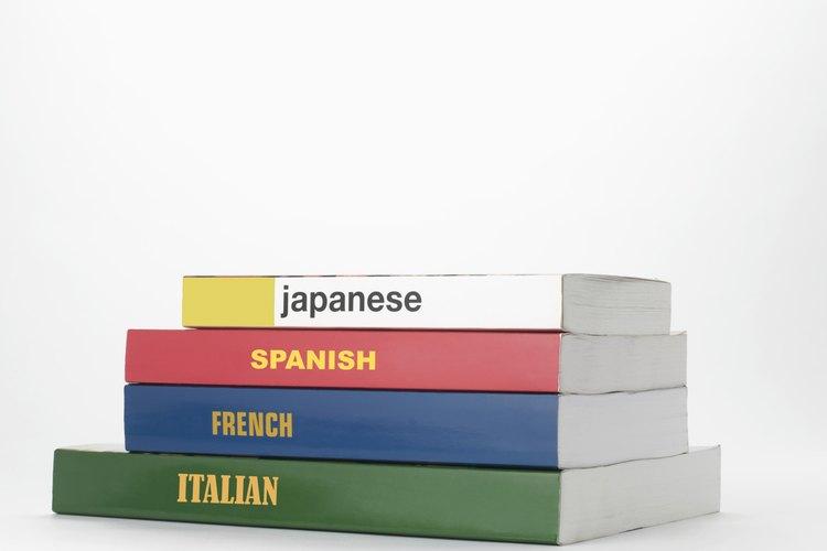 Aprender idiomas es divertido y práctico.
