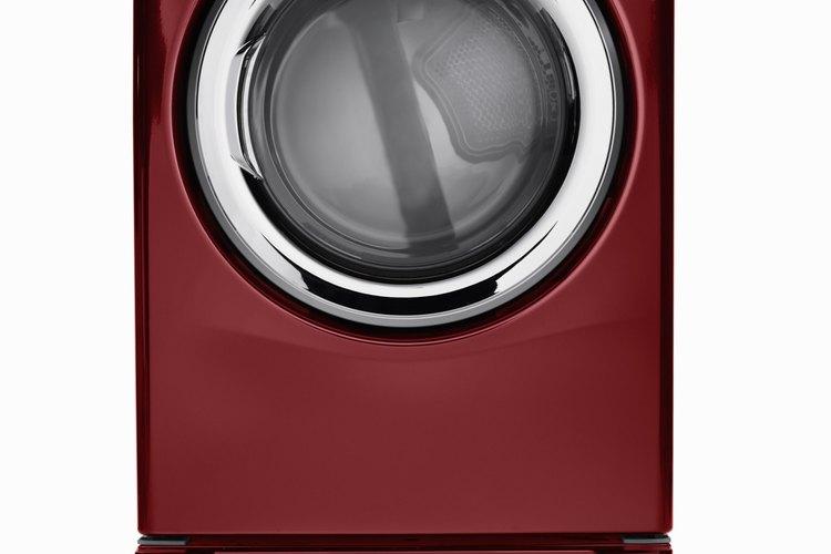 Las lavadoras de carga frontal son más pesadas que las máquinas de carga superior de tamaño similar.
