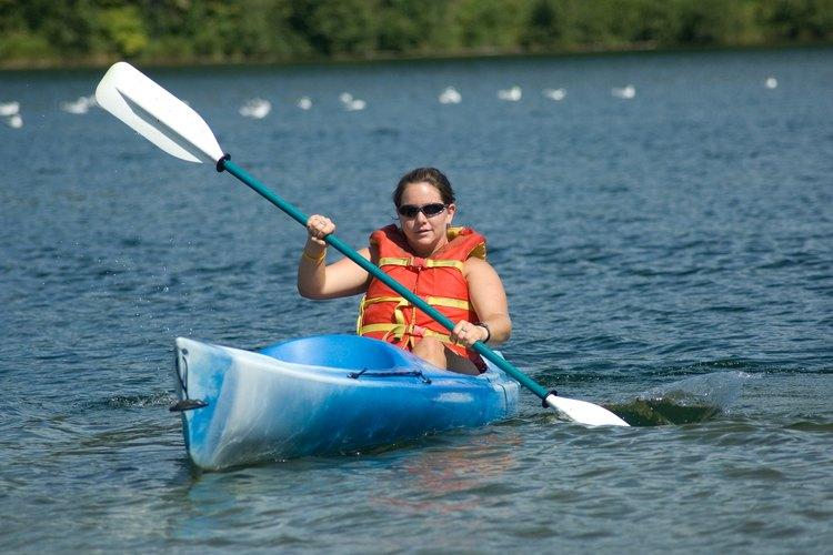 Hacer kayak es una de las tantas posibilidades recreativas en Rice County.