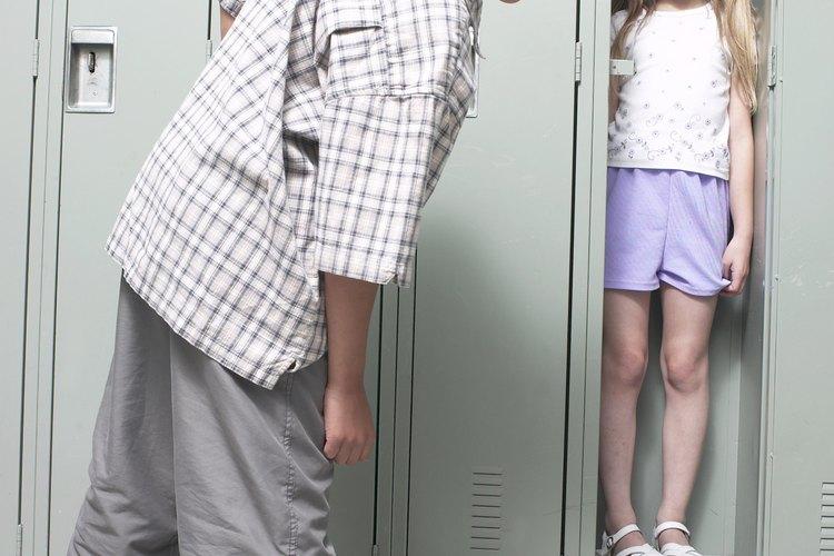 Nadie debe ignorar la situación cuando un niño sufre acoso.