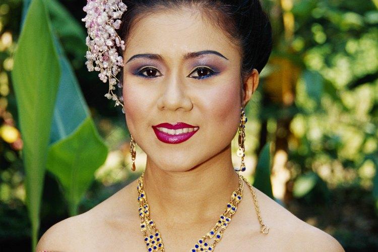 Muchas mujeres tailandesas son muy conservadoras y tradicionalistas.