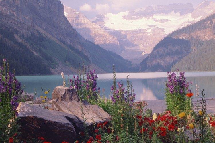 Banff es el lugar poblado más grande en el parque nacional que lleva su nombre.