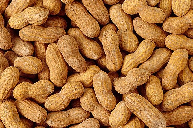 Algunas personas consideran la cáscara del maní como un snack.