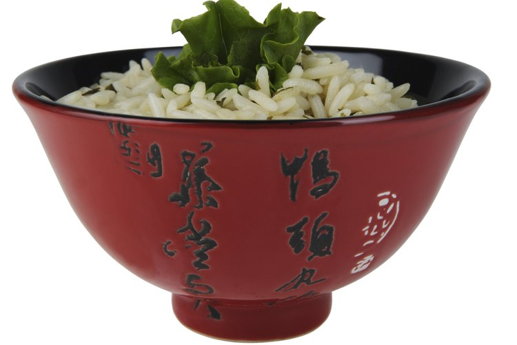 Disfruta del arroz vaporizado con su textura esponjosa y no pegajosa.
