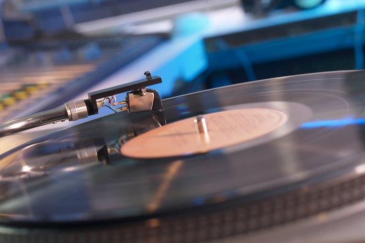 Los discos LP están disfrutando de un resurgimiento.
