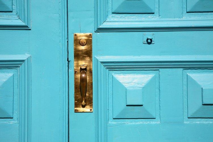 Mezclar una imitación casi exacta del azul Tiffany es posible.