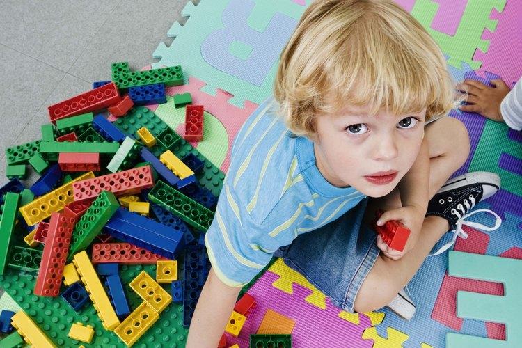 Los arrebatos violentos pueden ocurrir en niños de cualquier edad.