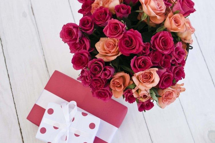 Los arreglos florales son adecuados para ocasiones especiales.