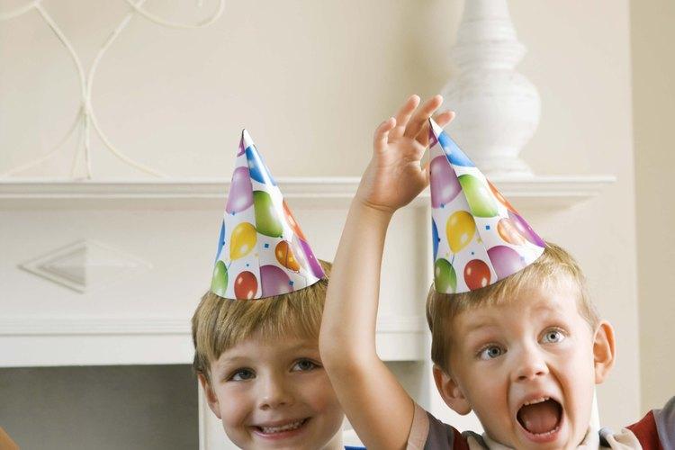 No necesitas regalos para que tu hijo se divierta en su fiesta.