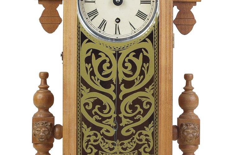 La primera fecha de los relojes mecánicos data de la Edad Media.