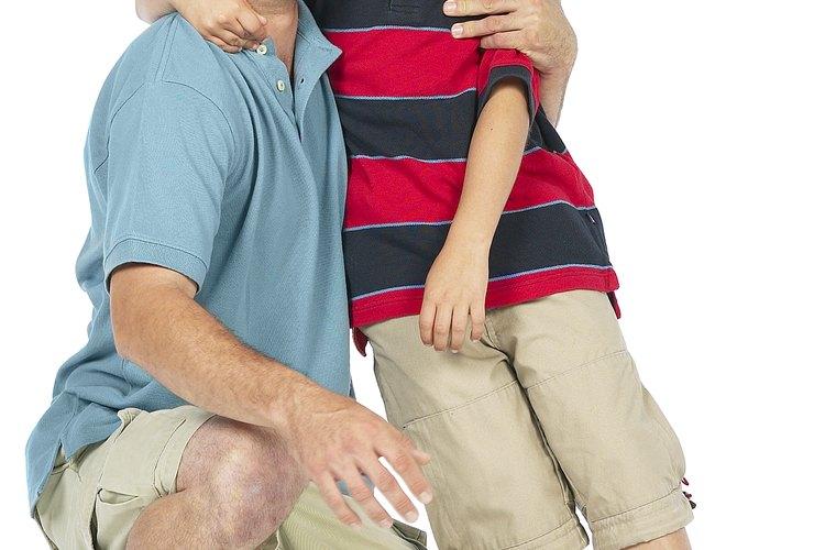 Los padres son una fuente de socialización primaria en la vida de sus hijos.