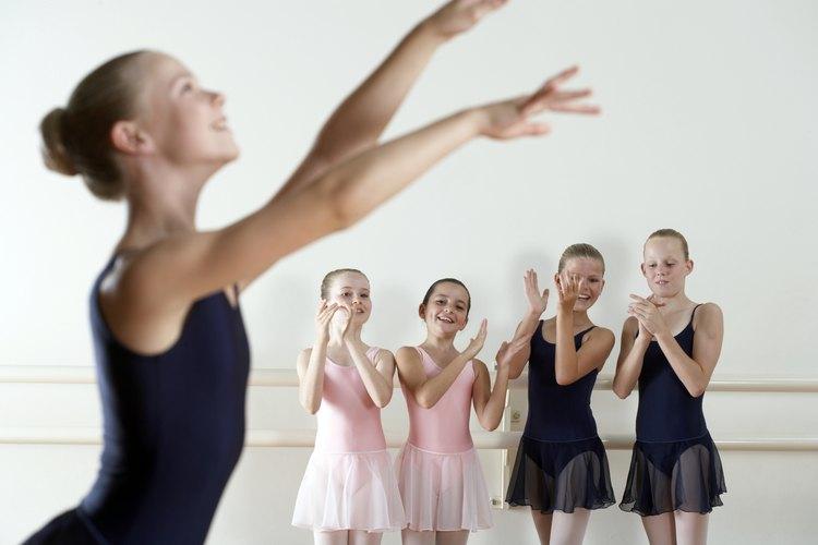 Los aplausos pueden ser un refuerzo poderosamente positivo.
