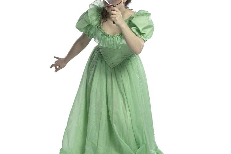 Disfraces de princesas de Disney.