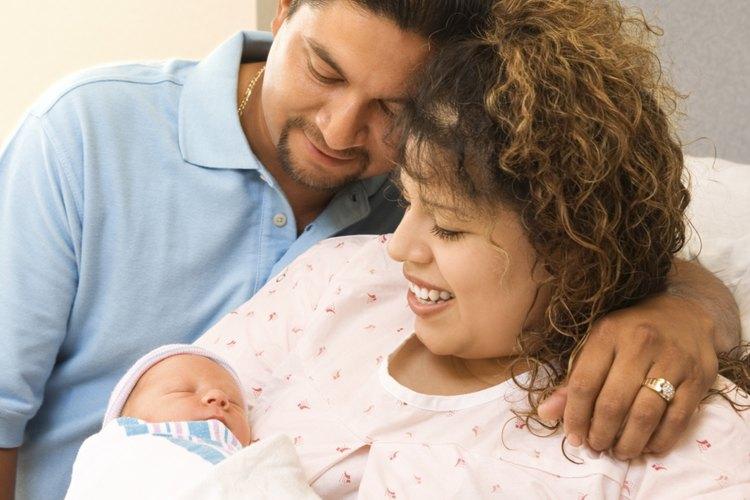 Ofrece palabras dulces y de apoyo para construir la confianza de los padres.